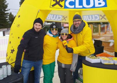 Raiffeisen Snowmania – Kreischberg, Februar 2019