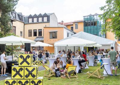 Raiffeisen Bankstelleneröffnung – Graz, Juni 2019